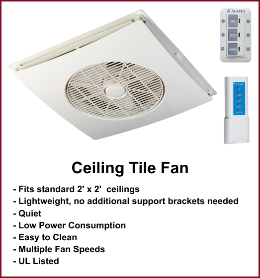 Ceiling fans washable waterproof unique commercial ceiling fan for 2x2 suspended ceiling aloadofball Images